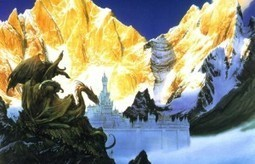Meet the man whose illustrations have helped define Middle‑earth - TheOneRing.net | 'The Hobbit' Film | Scoop.it
