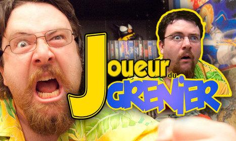Le site de la semaine : le délirant Joueur du Grenier dépoussière les jeux vidéo rétro avec une bonne dose de fun | Geek or not ? | Scoop.it