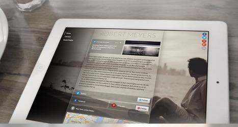 Storyapp.me: Una alternativa para presentar tu CV online│@cdperiodismo | Pedalogica: educación y TIC | Scoop.it