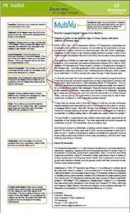 Formatting Press Releases for MaximumEffectiveness   Public Relations & Social Media Insight   Scoop.it