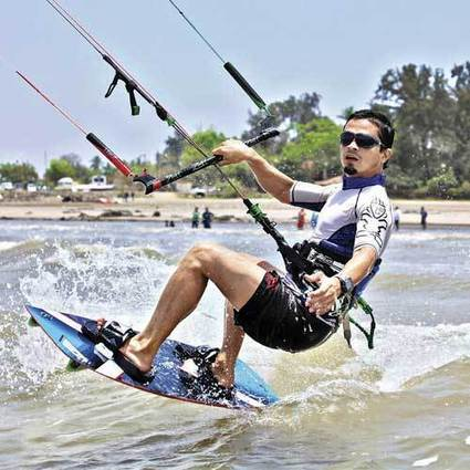 Why India is the best destination for kitesurfing - Daily News & Analysis | aerialkiteboarding.com | Scoop.it