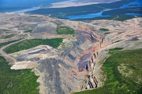 Grand format - Le Québec vu du ciel | Nuevas Geografías | Scoop.it