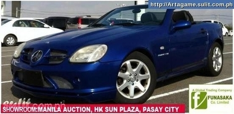 Preowned Japanese 1997 Mercedes-benz Slk230 - Offered Philippines - 32867118 | ASAP Sale Refined Style, Mercedes SLK 230 (Japan Imported) | Scoop.it