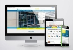 Création du site corporate Elsylog en responsive design | Marketing Digital | Scoop.it