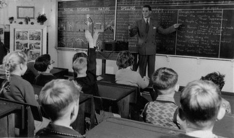 'Don't Become a Teacher': A History | Banco de Aulas | Scoop.it