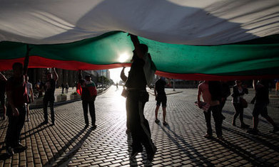 The spirit of protest in Brazil and Turkey has now swept into Bulgaria   Digital Protest   Scoop.it