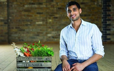 EatFirst co-founder talks long hours and Mayfair hotels | Insights into Developing New Business Ideas | Scoop.it