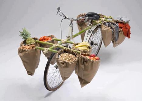Les travailleurs à vélo : Les légumes à vélo en Guadeloupe | RoBot cyclotourisme | Scoop.it