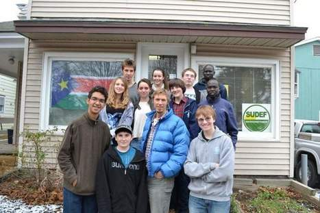 Learning globally, acting locally at Vermont Commons | Education in South Sudan | Scoop.it