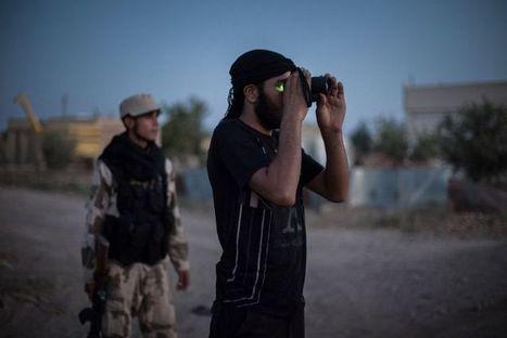 L'un des principaux groupes rebelles syriens perd son état-major dans une mystérieuse explosion ' Histoire de la Fin de la Croissance ' Scoop.it