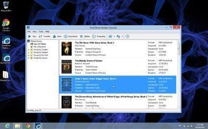Windows 8 Articles in OverDrive Help   LibraryLinks LiensBiblio   Scoop.it