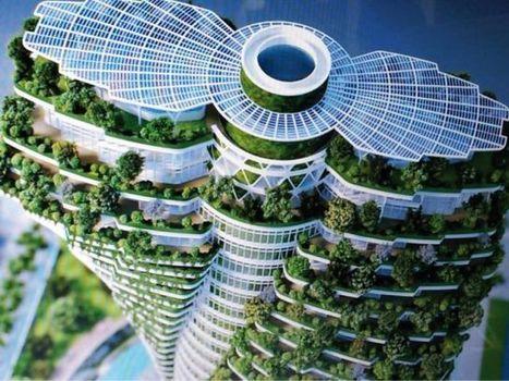 Biomimétique : quand la nature redessine les villes de demain | Villes | Scoop.it