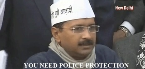 LG orders probe into AAP-cops face-off | India News | Scoop.it