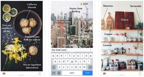 This. Ajoutez legendes et commentaires à vos photos sur votre mobile – Best Outils | Les outils du Web 2.0 | Scoop.it