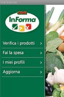 Con Crai InForma per Android al riparo da allergie e intolleranze | FreeGlutenPoint | Scoop.it