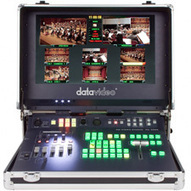 Datavideo Corporation Datavideo HS-2000 Five-Input HD Hand-Carried Mobile Studios Video Mixers at Markertek.com | Media Teaching | Scoop.it