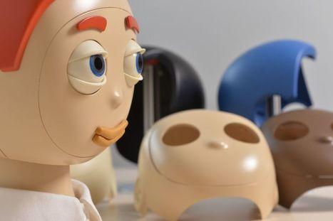 Floka, l'humanoïde de compagnie de l'Université de Bielefeld | Une nouvelle civilisation de Robots | Scoop.it