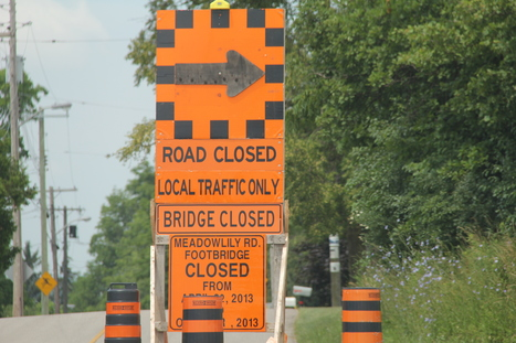Construction season in Ottawa: You might as well stay home - MetroNews Canada | Traffic Cones | Scoop.it