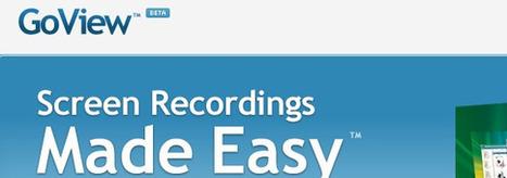 18 Free Screencasting tools to Create Video Tutorials | REC:all | Scoop.it