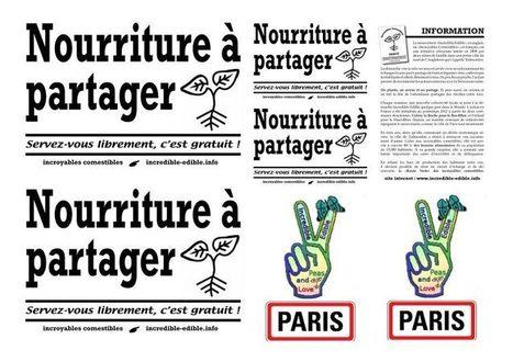 Groupe Colibris Incroyables Comestibles Paris - Colibris | Innovation sociale | Incroyables Colibris en action | Scoop.it