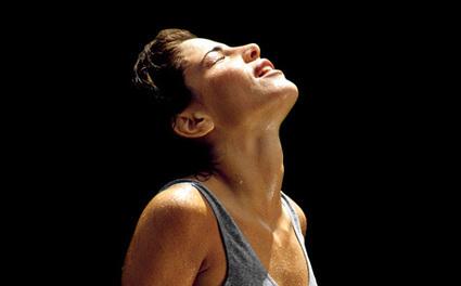 Beat Mental Roadblocks on the Run | Tennis and health | Scoop.it