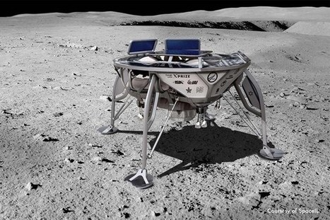 Google Lunar X Prize: Israeli firm will be world's first private company to land on the Moon (Wired UK) | Knowmads, Infocology of the future | Scoop.it