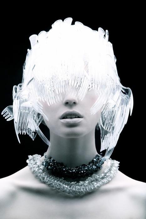 Plastic Fantastic   Visual Inspiration   Scoop.it