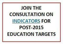 Post-2015 Education: Calling for your feedback on proposed indicators for a global agenda! | ESD | Scoop.it