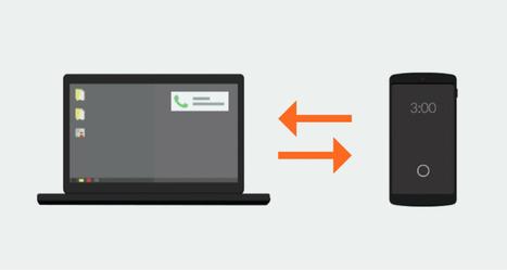 Conecta el móvil a la PC con esta aplicación | IPad en educación | Scoop.it