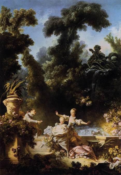 Life and Paintings of Jean-Honoré Fragonard (1732 - 1806) - Make your ideas Art   Sociales Dani Fernández   Scoop.it