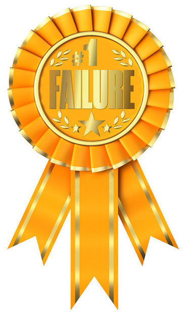 The Art of Failing Upward | Pourquoi's innovation and creativity digest | Scoop.it