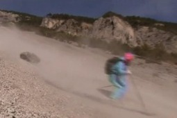 No snow in Europe? Here's the solution (video) | Freeride skiing | Scoop.it