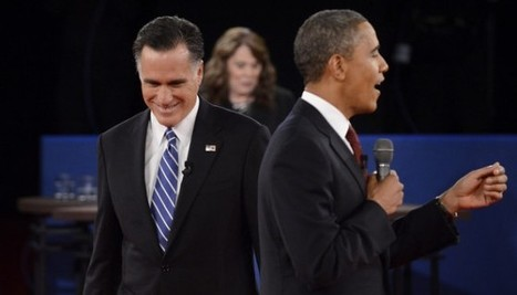 Five Ways Romney Alienated Women In The Second Presidential Debate | Coffee Party Feminists | Scoop.it