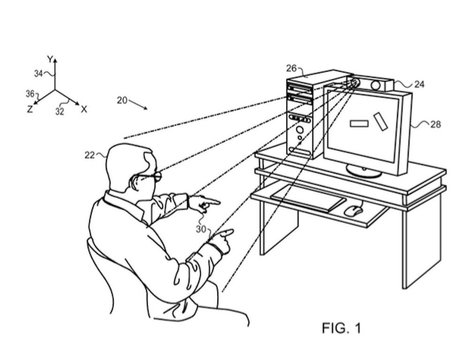 Apple Just Patented 'Minority Report'-Style Gesture Controls - Business Insider   Brevets d'usage   Scoop.it