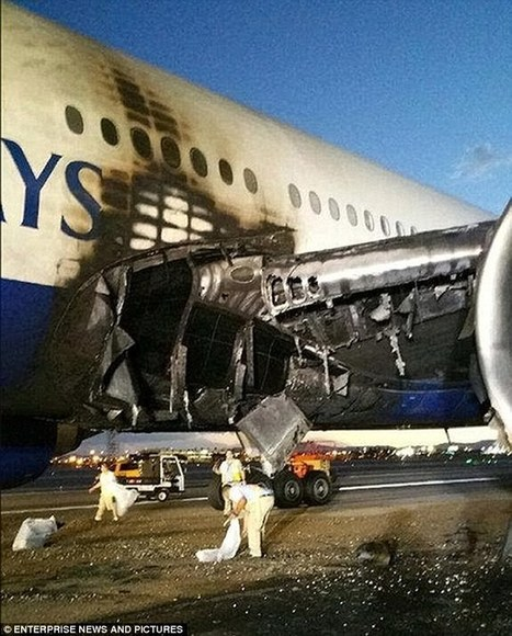 British Airways passengers take legal action after plane fire | Personal injury news uk | Scoop.it