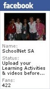 """SchoolNet SA - IT's a Great Idea: Tune into our SchoolNet webinars this week """"Even MORE uses of Powerpoint' and 'Inspiring Educational Gaming projects' 