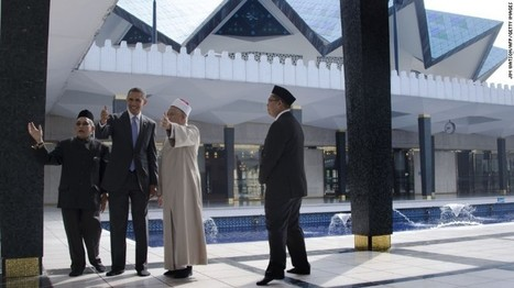 Obama's visit to a mosque: long overdue -- and vital - CNN.com | AP Human Geography Digital Knowledge Source | Scoop.it