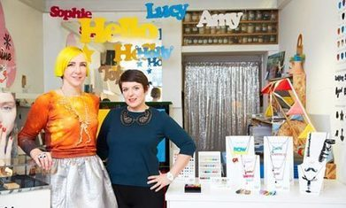 A cup of tea with: Tatty Devine | Resources for Professional Women | Scoop.it