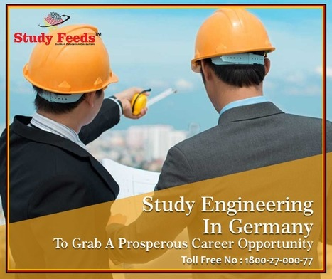 Study engineering in Germany | Study in Germany | Scoop.it