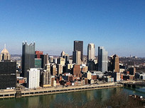 Skyline of Pittsburgh | Pittsburgh Pennsylvania | Scoop.it