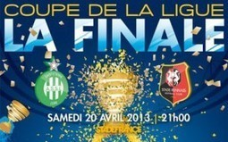 Pronostic Saint-Etienne - Rennes : finale Coupe de la Ligue 2013 | Paris sportifs et pronostics | Scoop.it