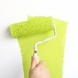 Choisir une peinture satinée pour le salon | Peintures Onip | Décoration et Peinture | Scoop.it
