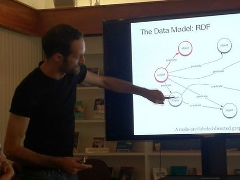 Part Two: Linked Data for Individual Use, Interview with Data Artist ... | Digital Humanities and Linked Data | Scoop.it