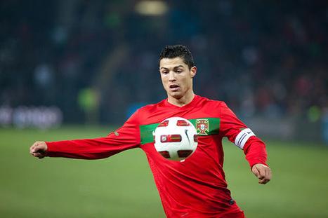 Player's Profile : Christiano Ronaldo – FOOTBOLIA   soccerlive   Scoop.it