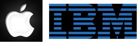 Old Rivals Apple and IBM Team Up To Sell More iPhones and iPads | Gizmo Beast | gadgets and technology | Scoop.it