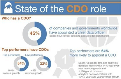 Does Your Company Need A Chief Data Officer? - InformationWeek | Monetizing Data | Scoop.it