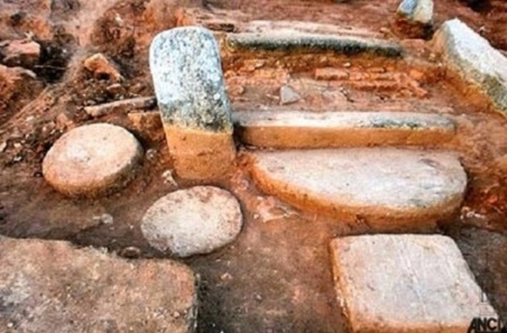 Ancient Buddhist Monastery unearthed in Sri Lanka | The Archaeology News Network | Kiosque du monde : Asie | Scoop.it