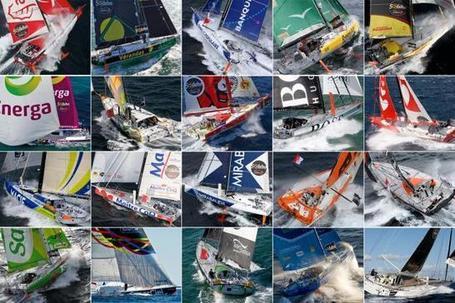 Les 20 skippers et les 20 bateaux du Vendée Globe | L'actu des sports nautiques | Scoop.it