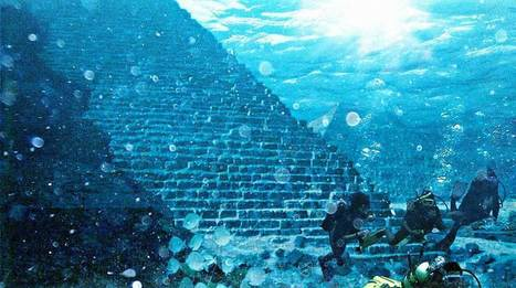 Huge Underwater Pyramid Found Near Portugal Has Portuguese Navy Investigating, Link to Atlantis?   Ancient Art   Scoop.it