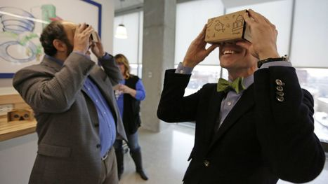 Doctors used Google Cardboard to perform heart surgery on a baby | Mr. Frerichs's EdTech | Scoop.it